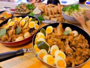 夏バテ防止『酢』を使ったフィリピン料理