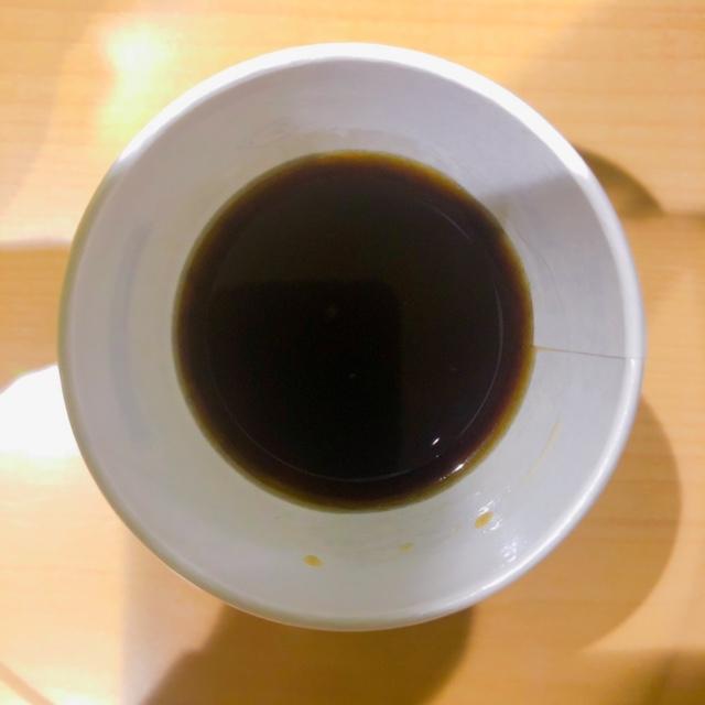 ホットコーヒーでもアイスコーヒーでもOk